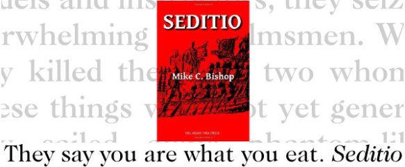 Seditio cover