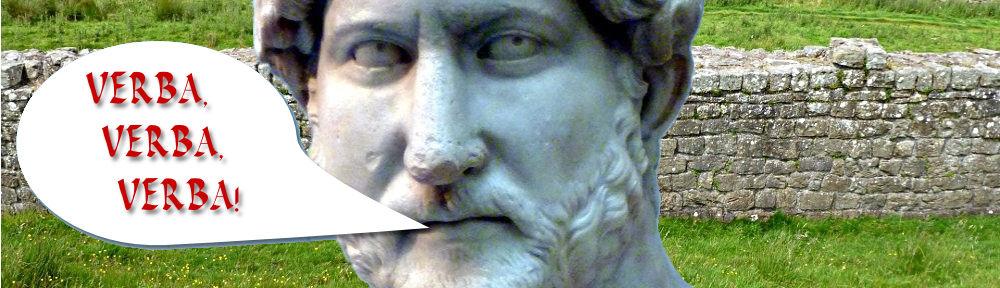 Hadrian's face