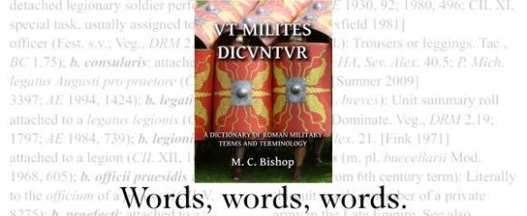 Ut Milites Dicuntur cover